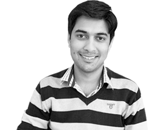 Pushpendra Singh Rana, a Magento frontend developer at 67 Commerce- a premium Magento eCommerce development company in India